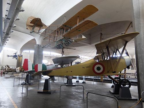 """""""航空機@レオナルドダヴィンチ科学技術博物館"""""""