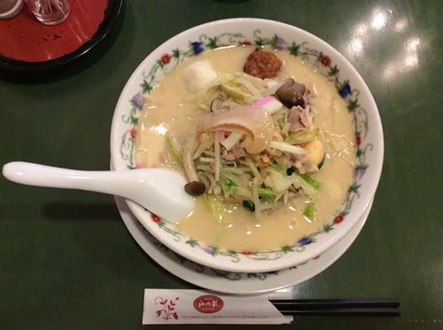 """""""特上ちゃんぽん@長崎"""""""
