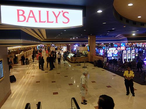 """""""Bally's"""
