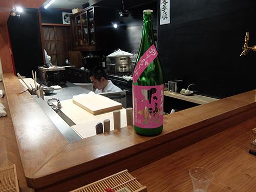 """""""料理に合うお酒を次々と@佳肴岡もと"""""""