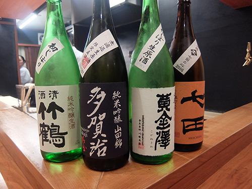 """""""日本酒も美味しい@佳肴岡もと"""""""