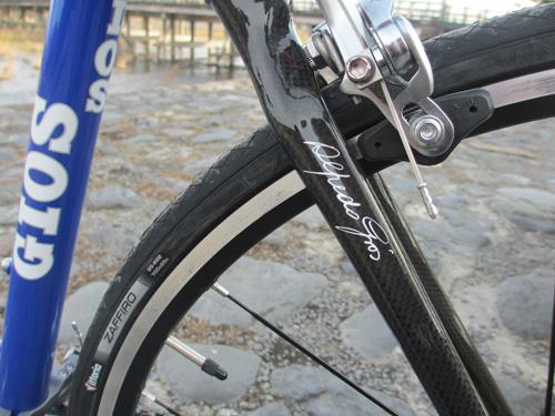 GIOS ULTIMO(ジオス・ウルティモ)2012年モデル:カーボンバック