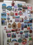 もう1つのコレクション: 海外旅行で集めたマグネット
