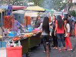 コタキナバル滞在:熱気溢れる魚市場と市街地を散策