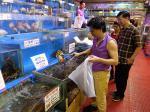 Old Turf CityのOwens Seafood Restaurantで美味しい海鮮料理@シンガポール