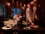 ウィスラー滞在:Hy's Steak Houseで豪華なステーキディナー