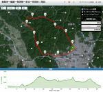 気持ちいい京都北山サイクリング:保津峡→京北→京見峠