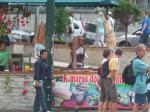ドンドゥルマDondurma(トルコアイスクリーム)でおちょくられる@イスタンブール