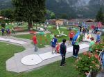 家族旅行DAY07:グリンデルワルトでミニゴルフ