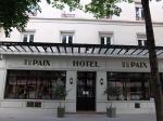 家族旅行DAY09-12:パリのホテルHotel De La Paix