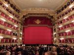 """ミラノのスカラ座でオペラ""""La Boheme""""を観劇"""