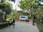 ひめゆりの塔とひめゆり平和祈念資料館(研究室沖縄旅行)