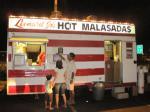 DAY6: ノース・ショア・ドリームシャトル - B級グルメ&ショッピングツアー: No.6 美味しいマラサダとアイスクリーム,特別な花火