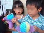 DAY7: ハレイワでシェイブアイス食べ比べ MATSUMOTO vs AOKI