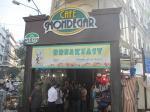 インド・ムンバイ5:CAFE MONDEGARでランチ