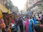 インド・ムンバイ7:素足でマハーラクシュミー寺院を参拝